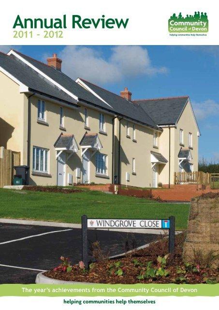 Annual Review 2011-12.pdf - Community Council of Devon