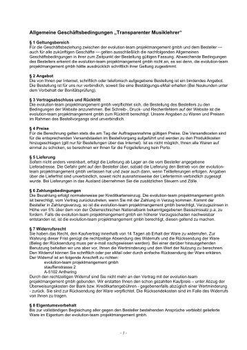 PDF zum Download - Evolution Team