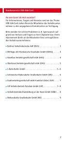 Kundenservice VBB-fahrCard - bei der Stadtverkehrsgesellschaft ... - Seite 2