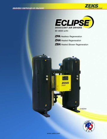 ZEKS Eclipse - Compressed Air Equipment
