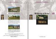 Rebberge&Weine - Baltis Werbeagentur AG