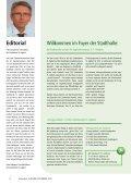 4. Ausgabe 2012 - Stadtwerke St. Ingbert - Seite 2