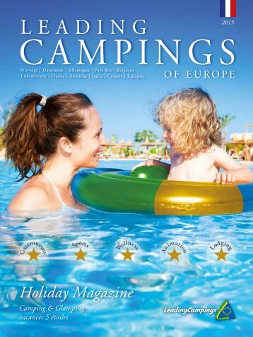LEADING CAMPINGS EUROPE FRENCH