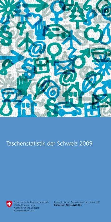 Die Schweiz in Zahlen - Verein.biz
