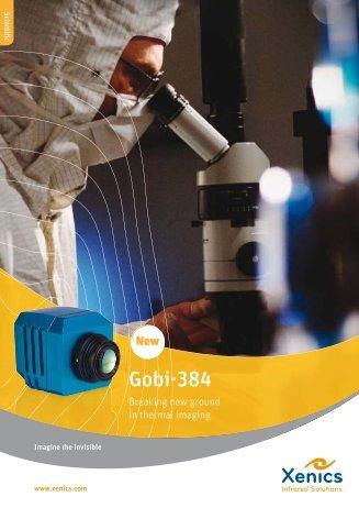 Gobi-384 - Machine Vision