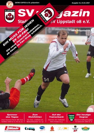 Download. - SV Lippstadt 08