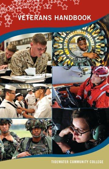 VeteranS Handbook - Tidewater Community College