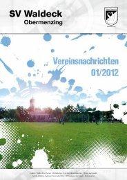 08.05.2012 - SV Waldeck Obermenzing