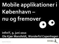 Ole Kjær Mansfeldt - InfinIT