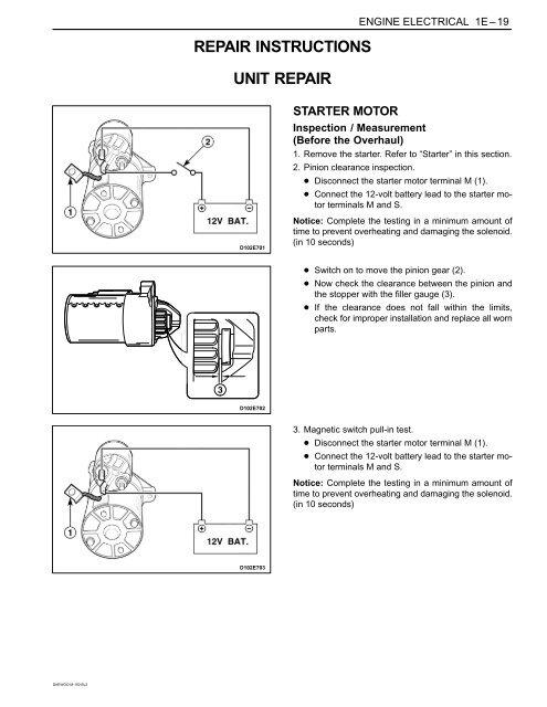 M31e2 Engine Electrical 19 42 Pdf Adriatic Company
