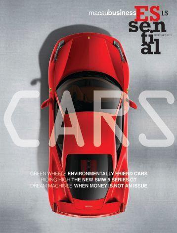 Green Wheels EnvironmEntally FriEnd Cars ... - Macau Business