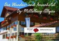 Hotel Gasthof Rose, Oy-Mittelberg, Allgäu
