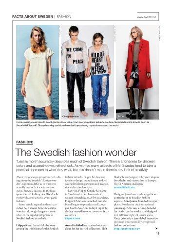 PDF (for print) - Sweden.se