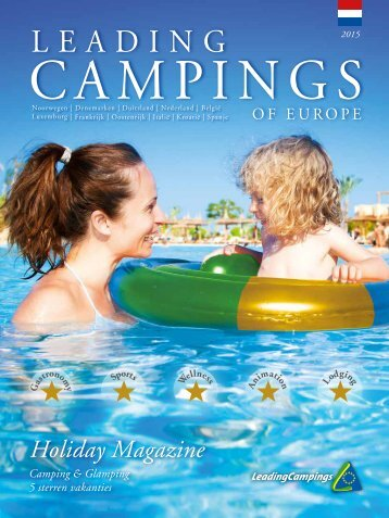 LEADING CAMPINGS EUROPE NETHERLAND