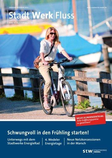 Ausgabe Frühjahr 2011 - Stadtwerke Wedel