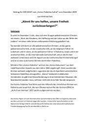 Beitrag für DER SEMIT zum - Seelsorgeeinheit Heidelberg-Neckartal