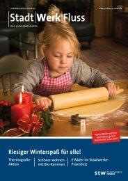 Ausgabe Winter 2010 - Stadtwerke Wedel