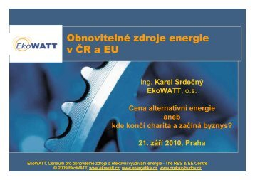 EkoWATT - IVD