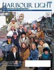 HL April 09.indd - Harbour Light Magazine