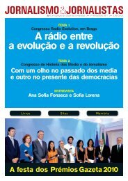 A rádio entre a evolução e a revolução - Clube de Jornalistas
