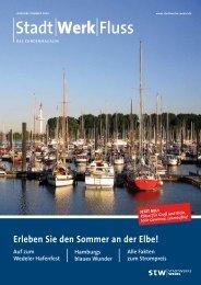 Stadt Werk Fluss - Stadtwerke Wedel