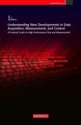 Understanding New Developments in Data Acquisition ...