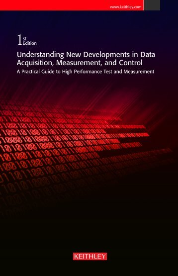 Understanding New Developments in Data Acquisition ...