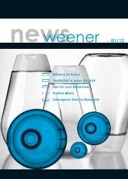 weener news druck d - Weener Plastik GmbH