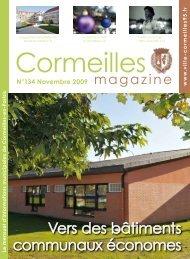 Novembre 2009 (pdf - 1,50 Mo) - Cormeilles-en-Parisis