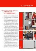 Skötselråd för din fjärrvärmeanläggning - E-on - Page 7