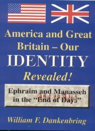 America and Great Britain -- Our Heritage Revealed! - Triumphpro.com