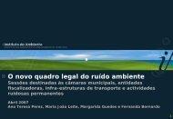 O novo quadro legal do ruído ambiente - Agência Portuguesa do ...