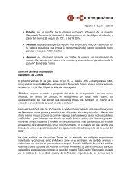 Boletín # 10, julio de 2013 • Retoños, es el nombre de la ... - De paseo