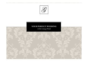 Photo Album - Grange Hotel