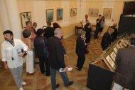 L'inaugurazione della mostra (foto)