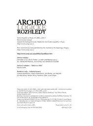 2003_4 - Archeologický ústav AV ČR