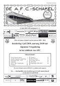21 juni 2010 88e jaargang nummer 11 - AFC, Amsterdam - Page 3
