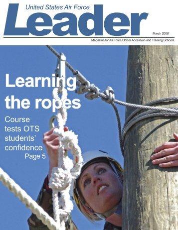 March 2006.indd - Leader Magazine Online