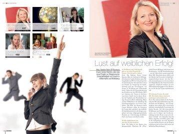 Lust auf weiblichen Erfolg! - Business frauen Center Kärnten
