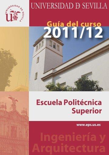 Escuela Politécnica Superior.. - Universidad de Sevilla