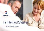 Ihr Internet-Ratgeber. - Swisscom