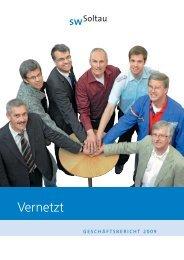 Geschäftsbericht 2009 als PDF zum Download - Stadtwerke Soltau ...