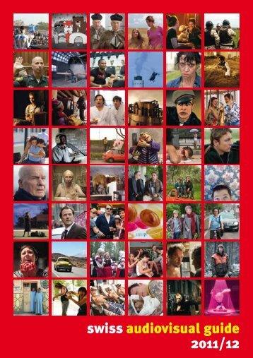 swiss audiovisual guide 2011/12
