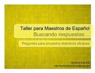 Buscando preguntas - Blog de Humberto Cueva
