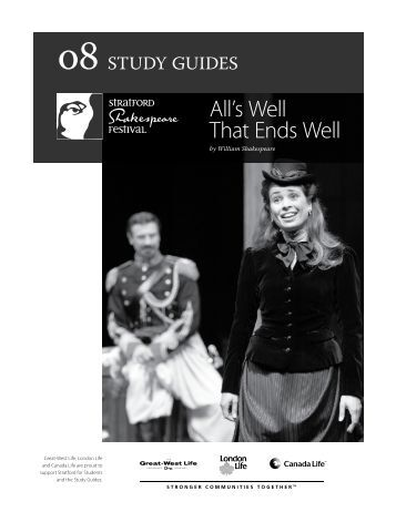 All's Well That Ends Well - Stratford Festival