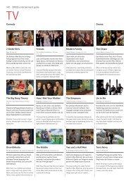 142 SWISS entertainment guide Drama Comedy 2 Broke Girls How I ...