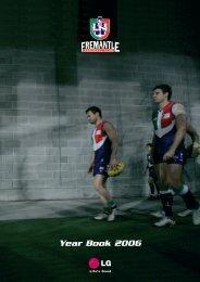 Year Book 2006 - Fremantle Football Club