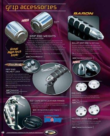 Grip Accessories - Rute66
