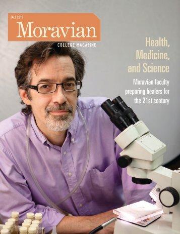 Health, Medicine, and Science - Moravian College
