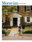 Health, Medicine, and Science - Moravian College - Page 2